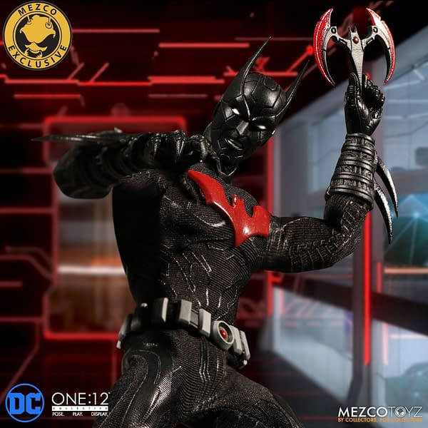 Batman Beyond One 12 Collective Figure Exclusive 12