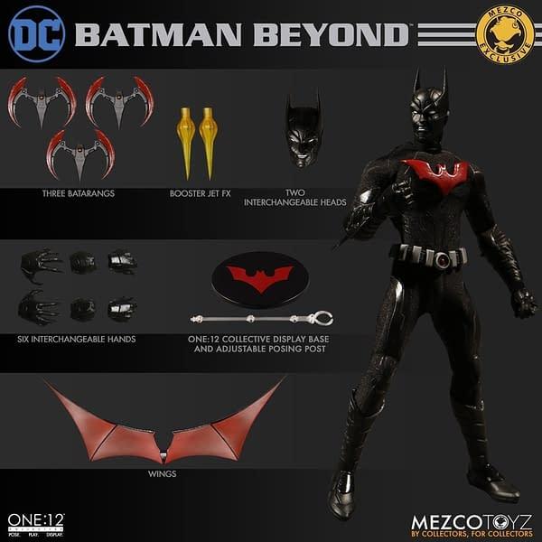 Batman Beyond One 12 Collective Figure Exclusive 14