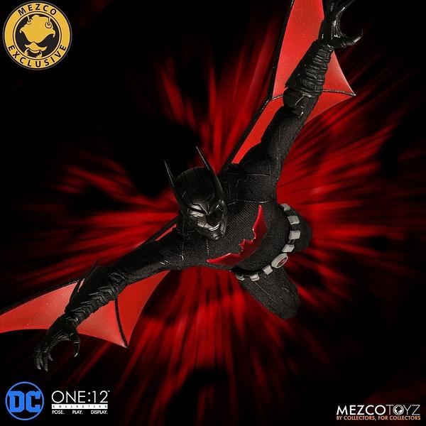 Batman Beyond One 12 Collective Figure Exclusive 3