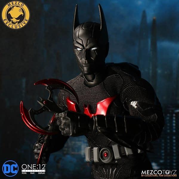 Batman Beyond One 12 Collective Figure Exclusive 5