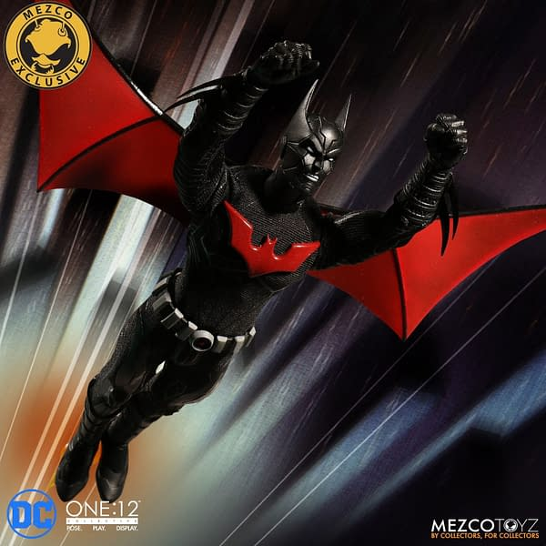 Batman Beyond One 12 Collective Figure Exclusive 7