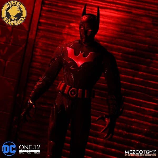 Batman Beyond One 12 Collective Figure Exclusive 9