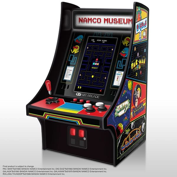 Bionik Gaming and My Arcade Was a Candy Store for Gamers at E3 This Year