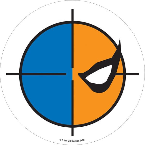DC Comics Deathstroke Mouse Pad SDCC Icon Heroes