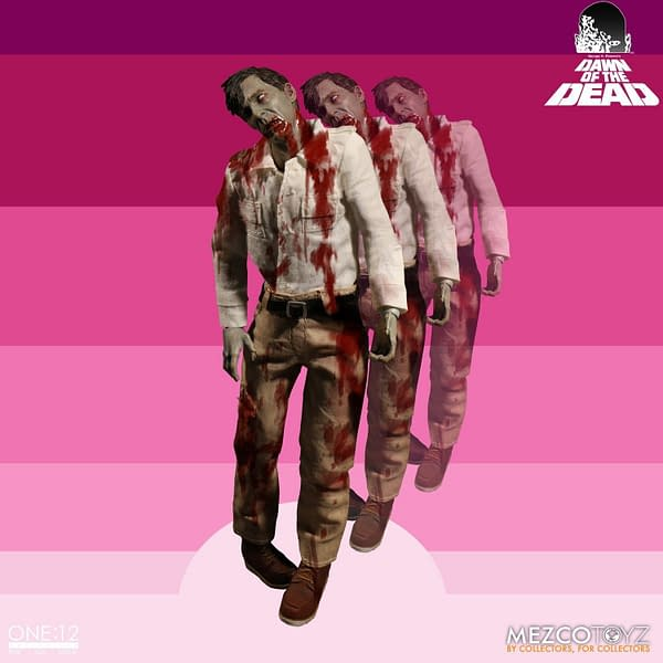Dawn of the Dead One 12 Collective Set 4