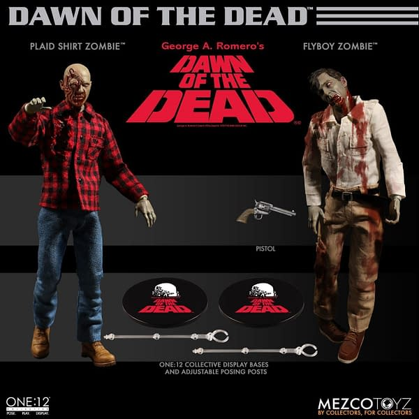 Dawn of the Dead One 12 Collective Set 9