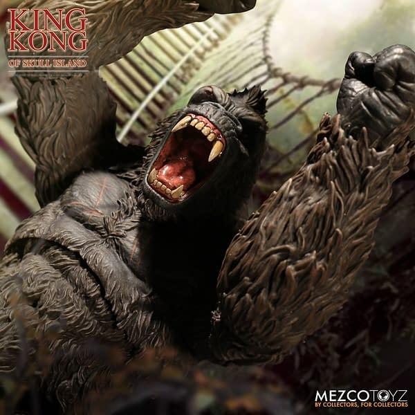 Mezco Toyz King Kong 5