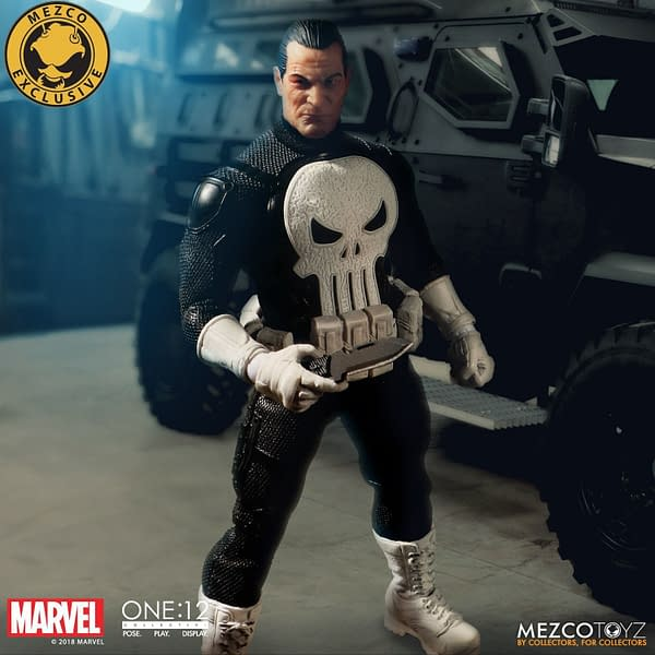 One 12 Collective Punisher Special Ops SDCC Exclusive 1
