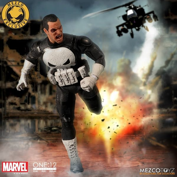 One 12 Collective Punisher Special Ops SDCC Exclusive 7