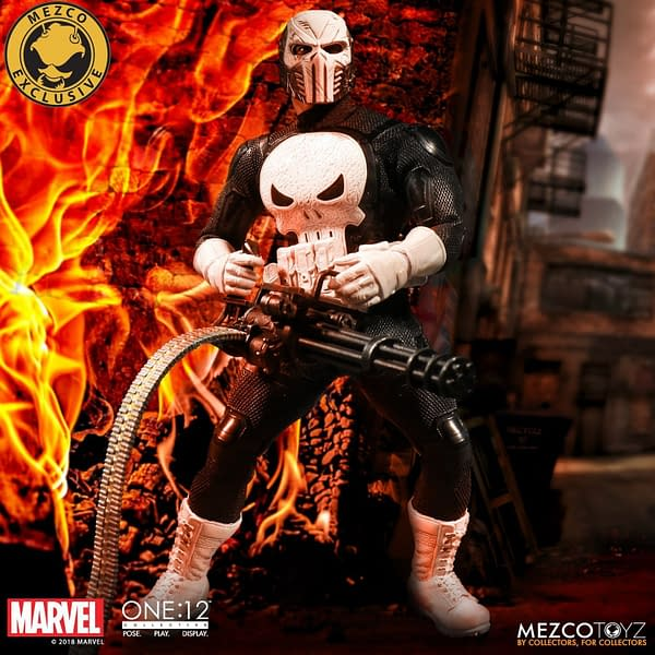 One 12 Collective Punisher Special Ops SDCC Exclusive 9