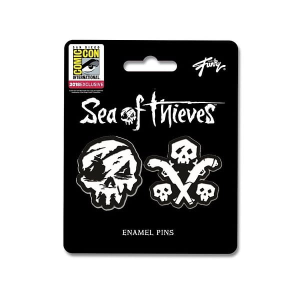 Sea of Thieves Pin SDCC