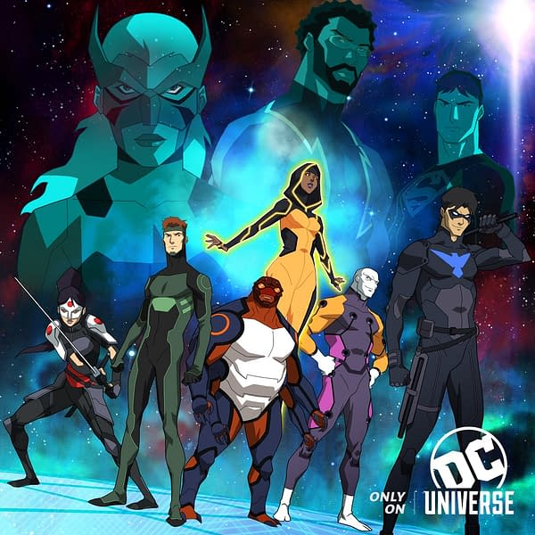 Young Justice: Outsiders Gets Official Synopsis and New Art