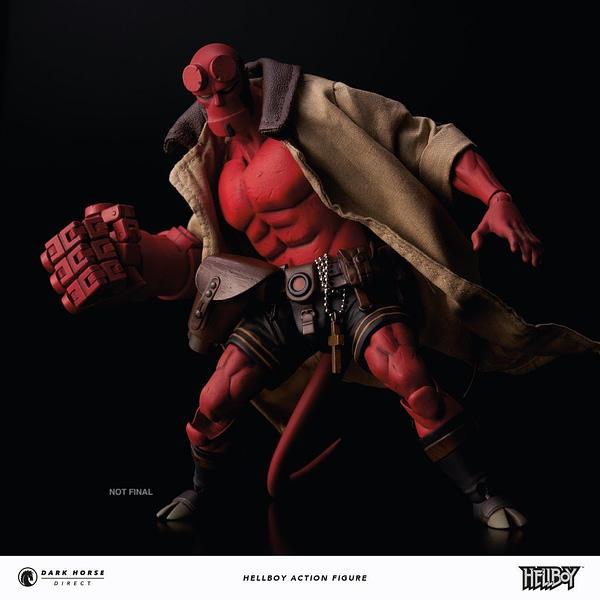Dark Horse DIrect Hellboy 1