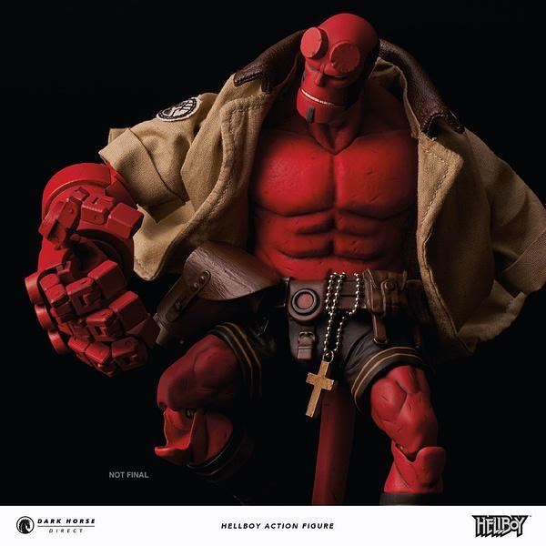 Dark Horse Direct Hellboy 2