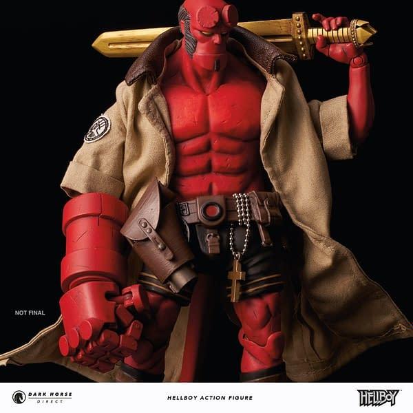 Dark Horse Direct Hellboy 4