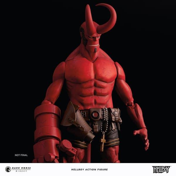 Dark Horse Direct Hellboy 5