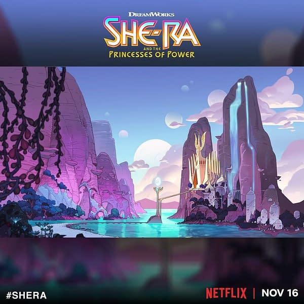She-Ra's Co-Creator JMS on Noelle Stevenson's Revamp for Dreamworks/Netflix