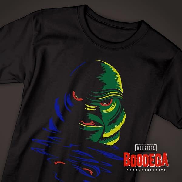 Super7 Universal Monsters Bodega SDCC Shirt 1