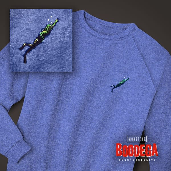 Super7 Universal Monsters Bodega SDCC Shirt 5