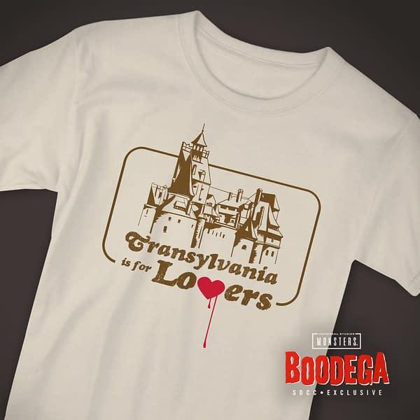 Super7 Universal Monsters Bodega SDCC Shirt 6