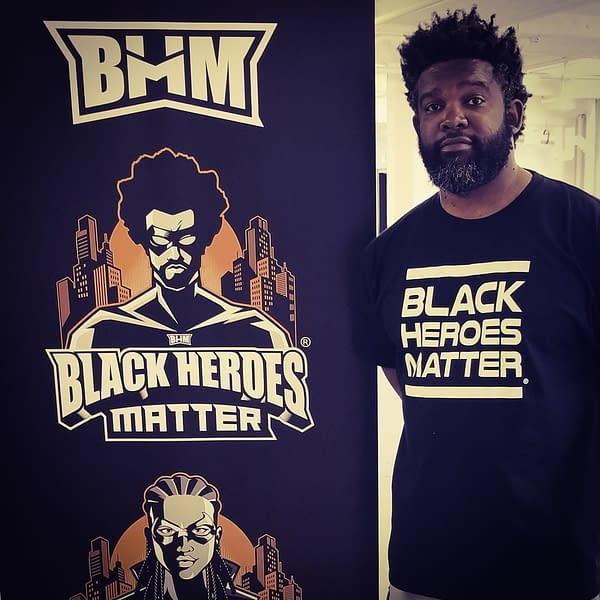 Dieselfunk Dispatch: Black Heroes Matter Founder Uraeus Speaks