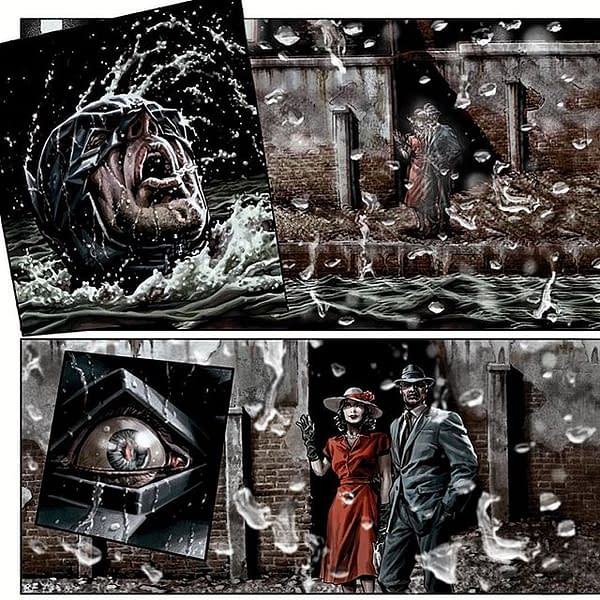 The Grave And The Cold – Batman: Damned #1 Advance Review