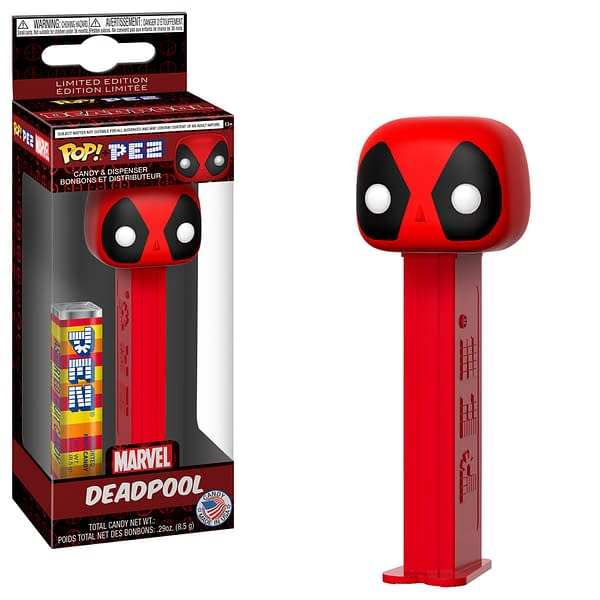 Funko x Pez x Marvel_DEADPOOL