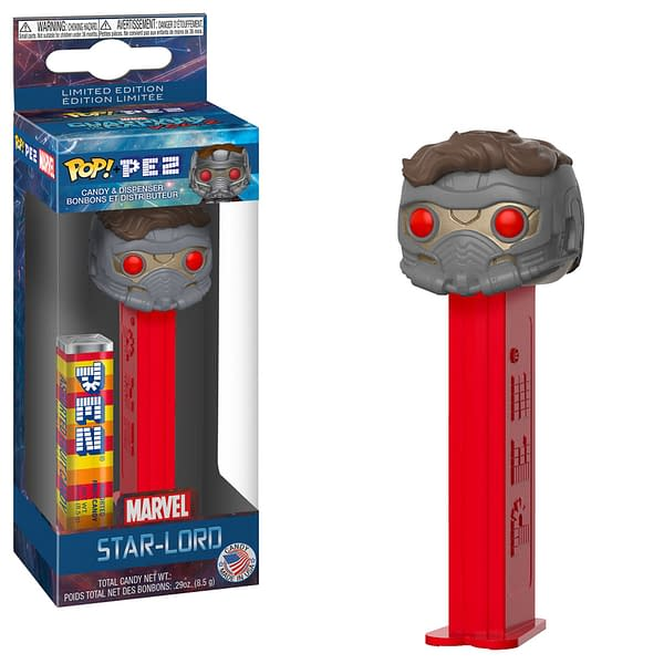 Funko x Pez x Marvel_STAR-LORD