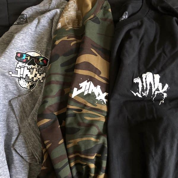 Clothing Review: Jinx Summer Gaming T-Shirts