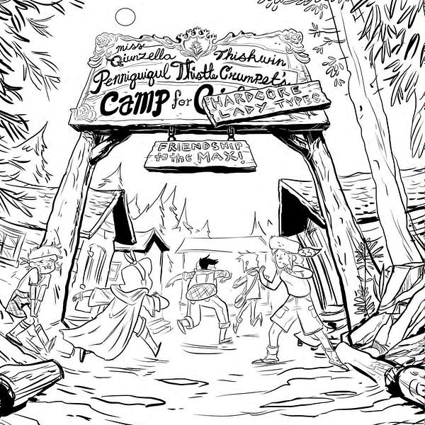 Black Badge, Lumberjanes, Garfield, Robocop, and More BOOM! Previews for August 8