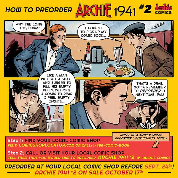 There's a Major Continuity Error in Archie's Latest Comic