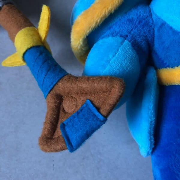 For Shovelry! We Review the Shovel Knight Plush Toy