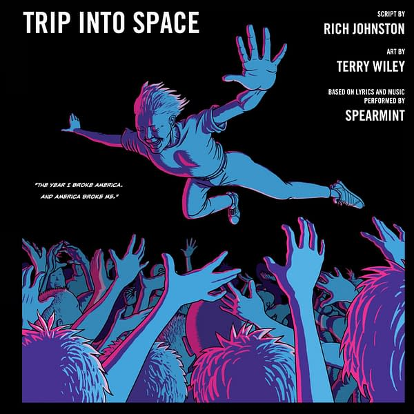 A Trip Into Space by Terry Wiley and Me from This Is A Souvenir