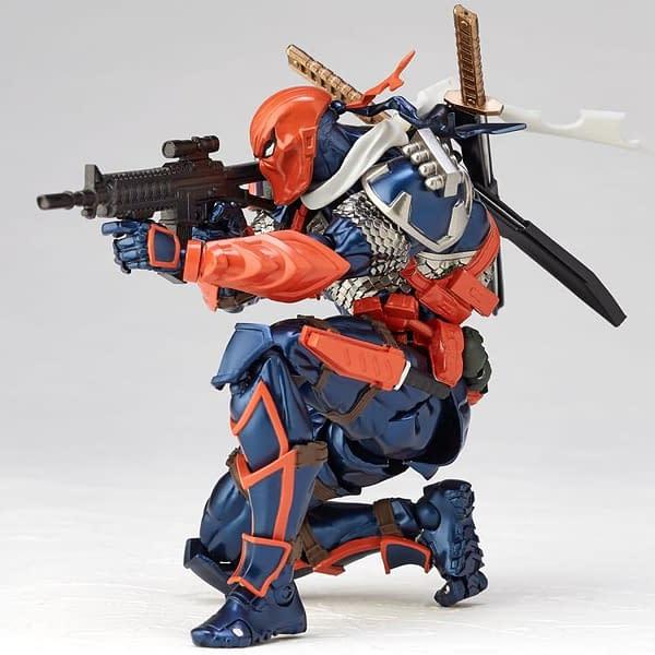 Amazing Yamaguchi Revoltech Deathstroke 7