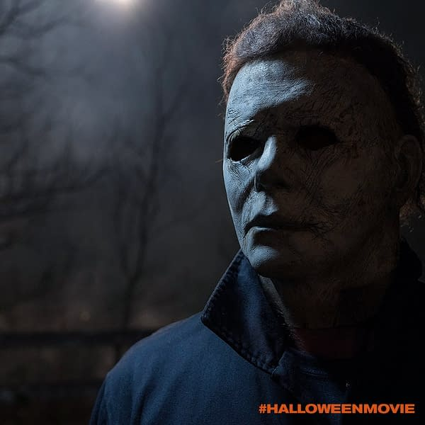 'Halloween' [2018] Headed to IMAX for One Week Only