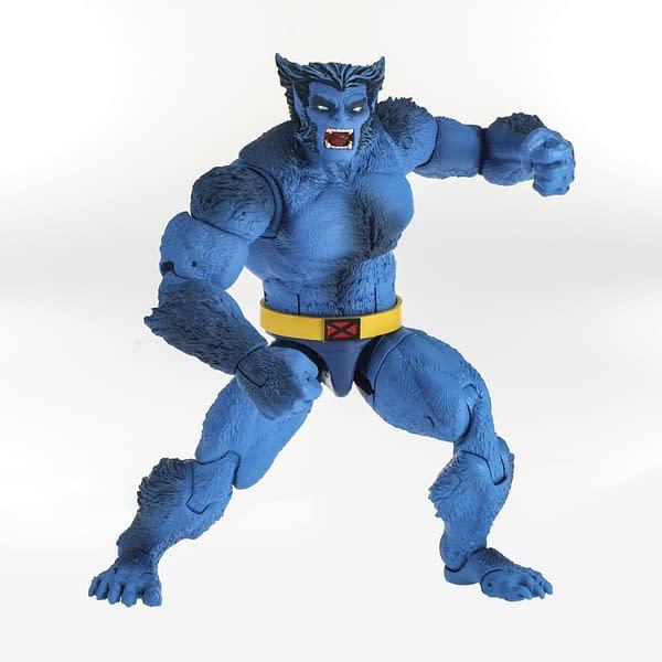 Marvel Legends Series 6-inch Beast Figure (X-Men wave)