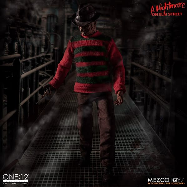 Nightmare on Elm Street Freddy One 12 Collective Figure 1