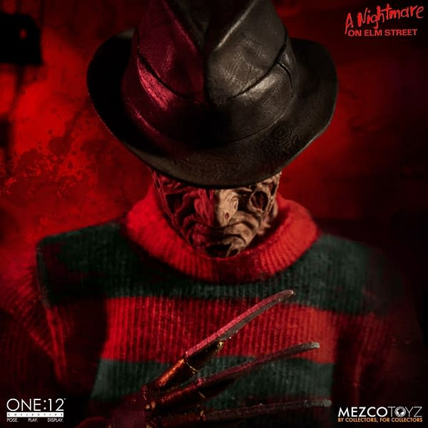 Nightmare on Elm Street Freddy One 12 Collective Figure 2