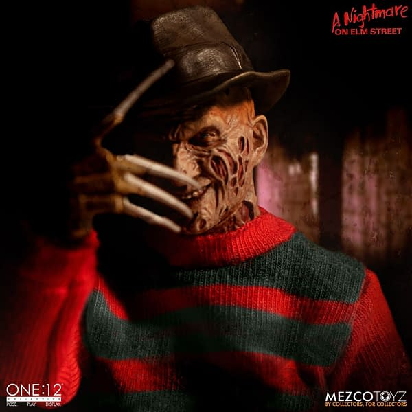 Nightmare on Elm Street Freddy One 12 Collective Figure 3