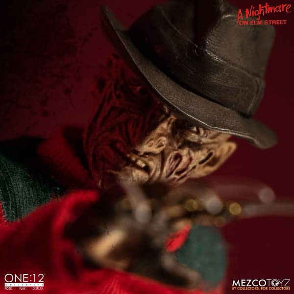 Nightmare on Elm Street Freddy One 12 Collective Figure 5