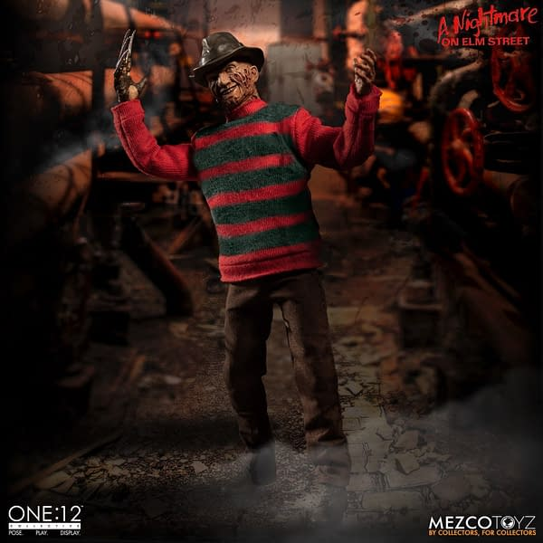 Nightmare on Elm Street Freddy One 12 Collective Figure 7