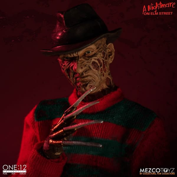 Nightmare on Elm Street Freddy One 12 Collective Figure 8