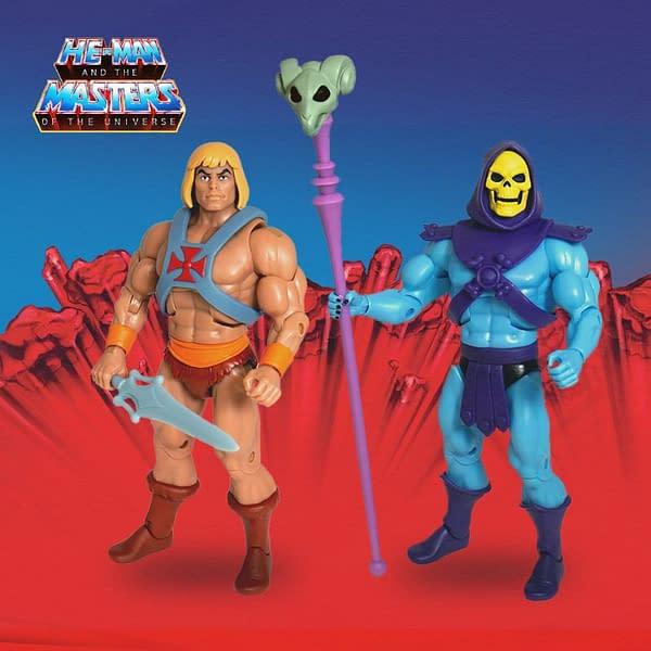 Super7 Masters of the Universe Club Grayskull Ultimate Figures 1