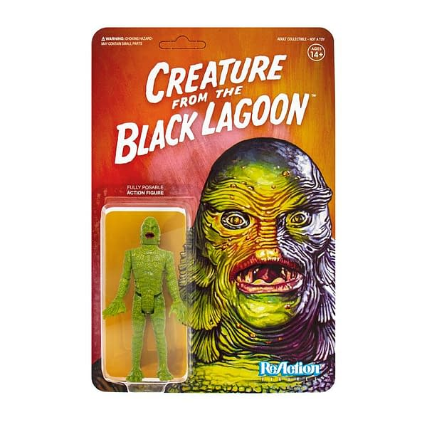 Super7 Universal Monsters Wave 1 Creature 1