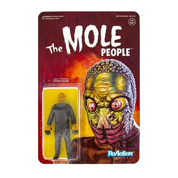 Super7 Universal Monsters Wave 1 Mole People 1