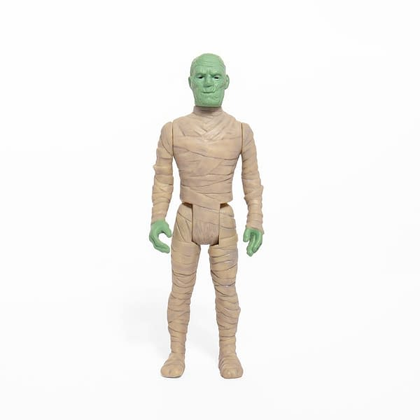 Super7 Universal Monsters Wave 1 Mummy 2