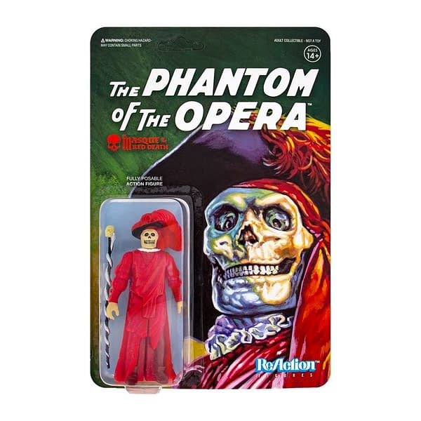 Super7 Universal Monsters Wave 1 Phantom 1