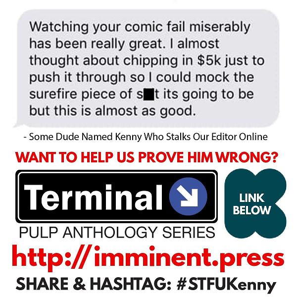 Terminal Kickstarter Faces Terminal Prognosis