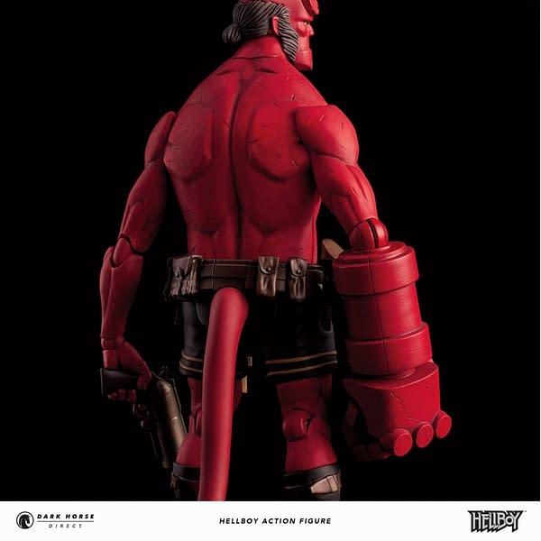 Dark Horse Direct Hellboy Figure 4