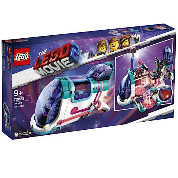 LEGO Movie 2 Pop Up Party Bus 1